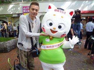 熊本震災復興支援のキャラクター