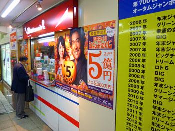 東武ホープセンター1号店の売場全景