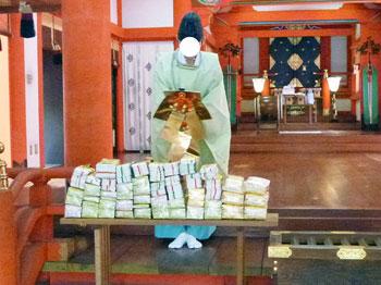 岐阜県の金神社で宝くじ高額当選のご祈祷