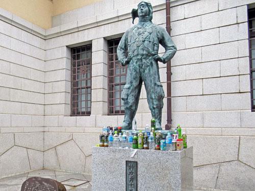 特攻勇士之銅像