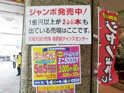 1億円以上が236本の看板