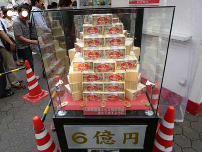 大阪名物の6億円ディスプレイ