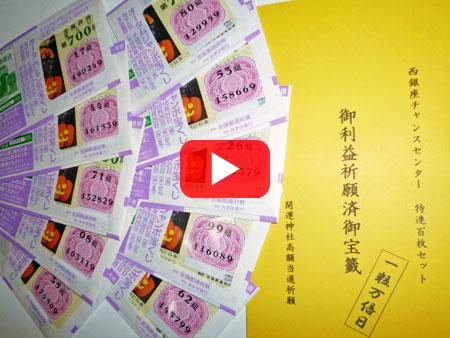 特連の購入方法の説明動画