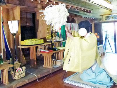 大前恵比寿神社で宝くじ高額当選祈願