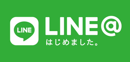LINE@のマーク